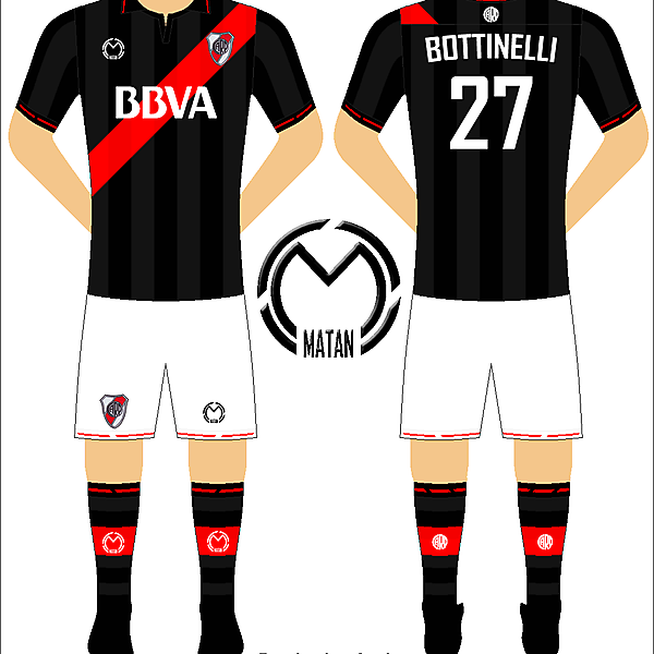 CA River Plate - Matan Kit