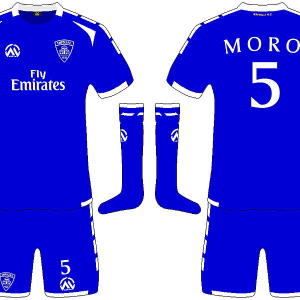 Empoli FC Home - mARTin Kit