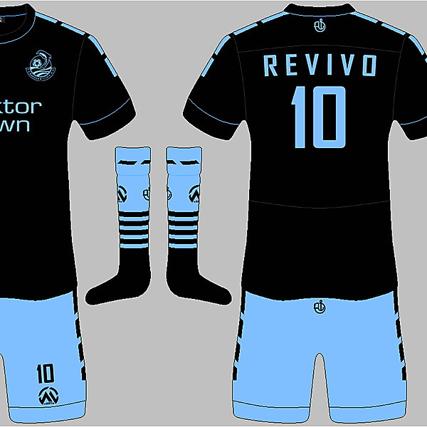 FC Ashdod - mARTin Kits