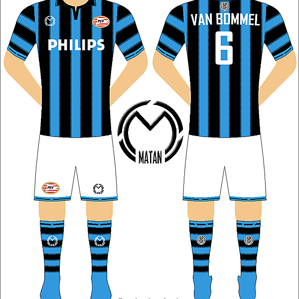 PSV Eindhoven - Matan Kit