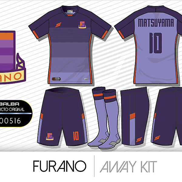 Furano Away kit