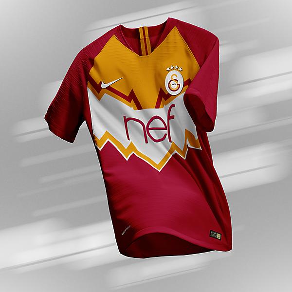 Galatasaray - Away Kit (1992/93 Retro)
