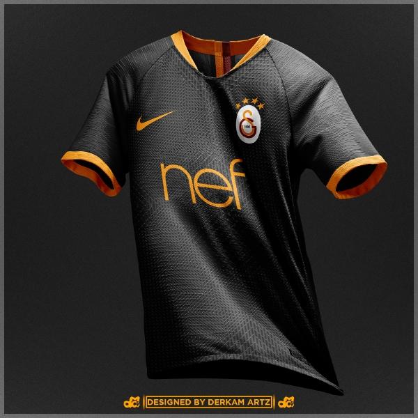 Galatasaray - Away Kit