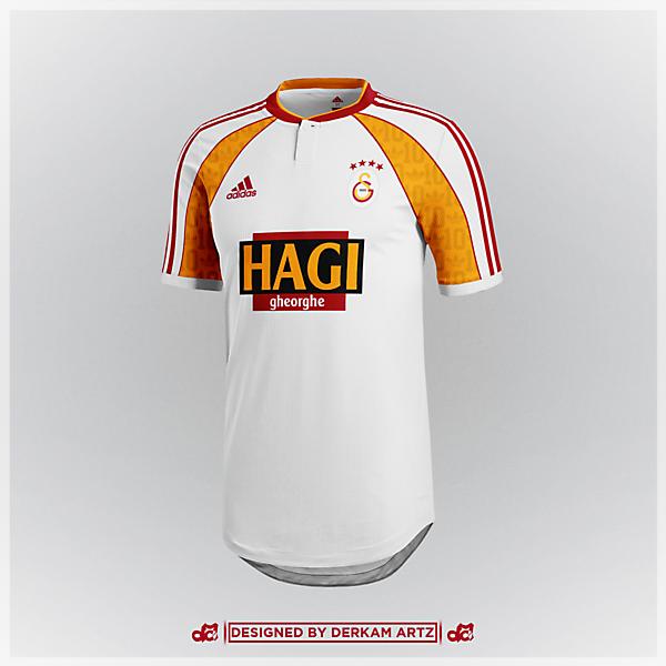 Galatasaray - Gheorghe Hagi (Special Kit)