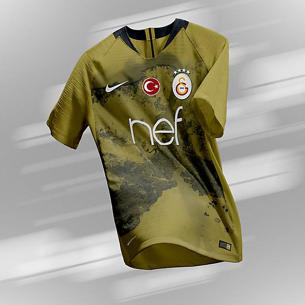 Galatasaray - Third Kit (Nike Elite)