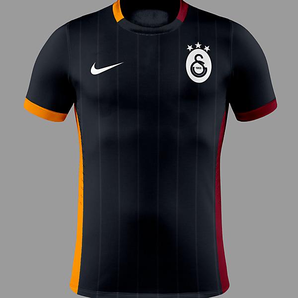 Galatasaray 15-16 Away