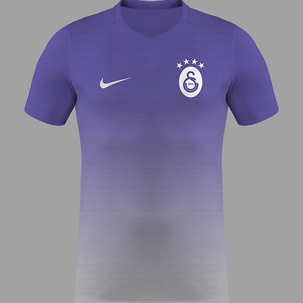 Galatasaray 16-17 Third