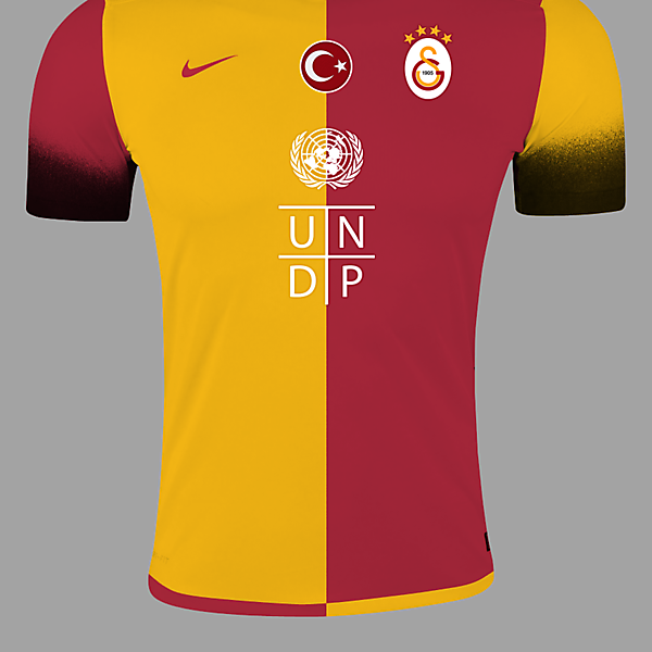 Galatasaray 16/17 Home