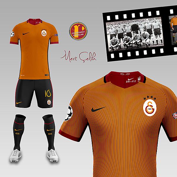 Galatasaray 1953-54 Retro