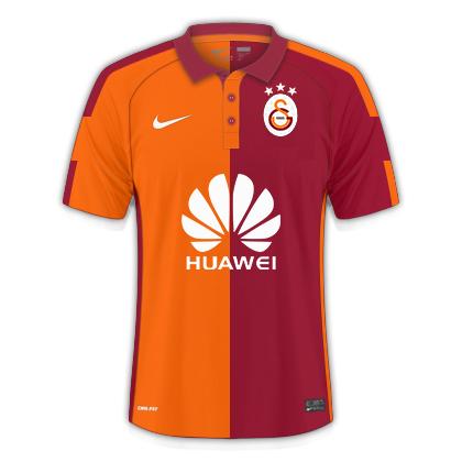 Galatasaray 2015/16 Home