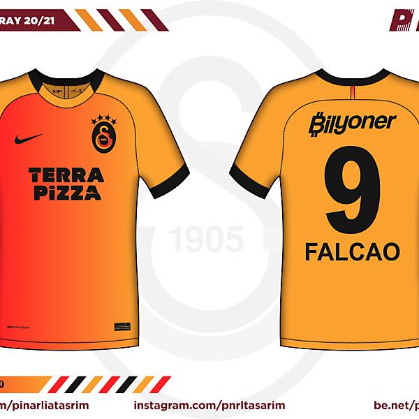 Galatasaray 20/21 Third x NIKE x PNRL
