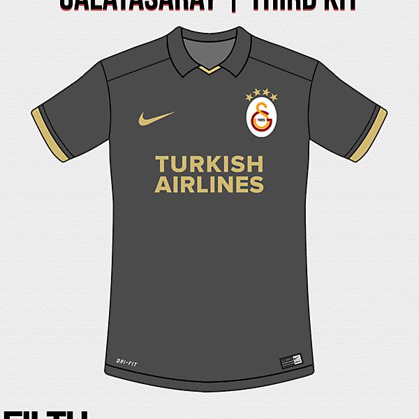 Galatasaray 3rd