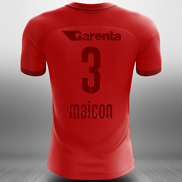 GALATASARAY ALL IN RED CONCEPT KIT