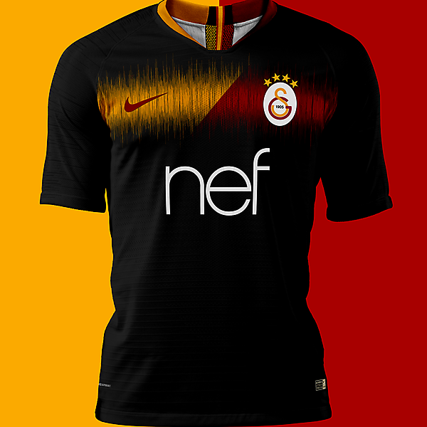 Galatasaray Away Concept Kit