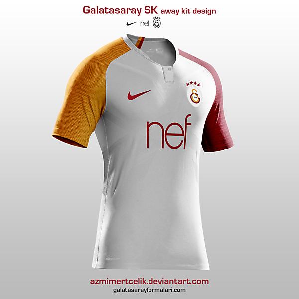 Galatasaray Away Design