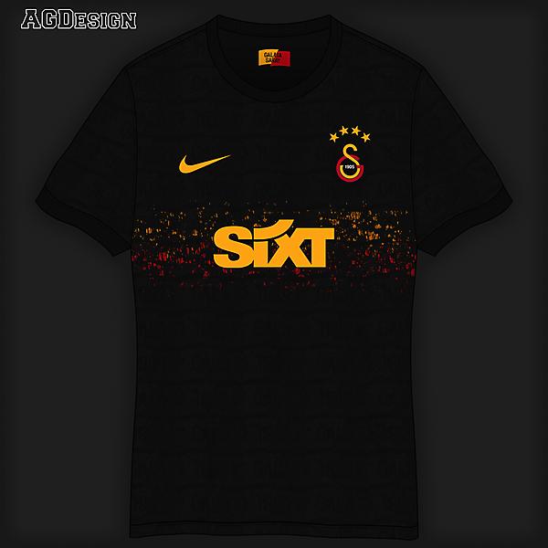 Galatasaray Away Kit x Nike