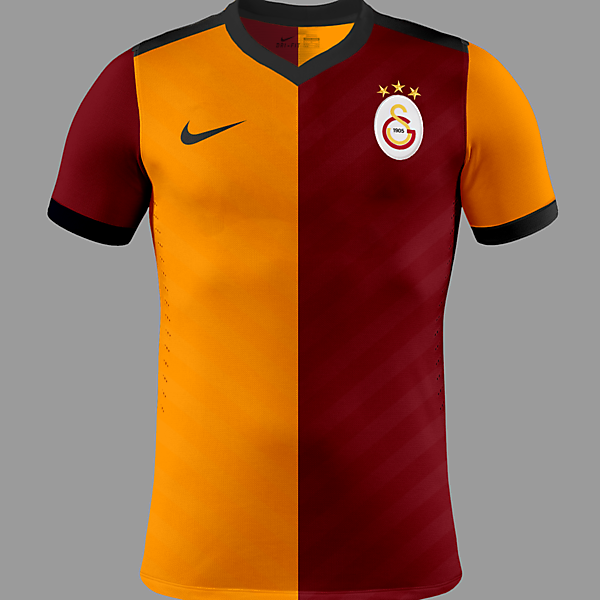 Galatasaray Home 2015-2016