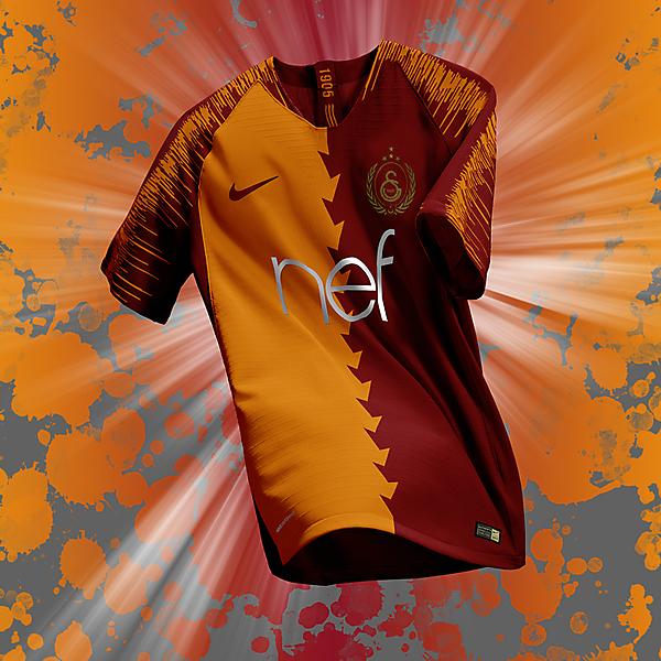 Galatasaray home nike