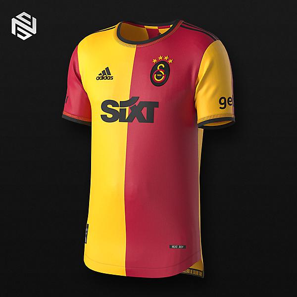 Galatasaray SK Home x NS