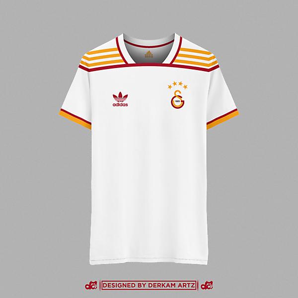 Galatasaray x Adidas x Away Kit