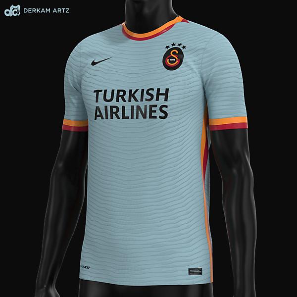 Galatasaray x Nike - Away Concept