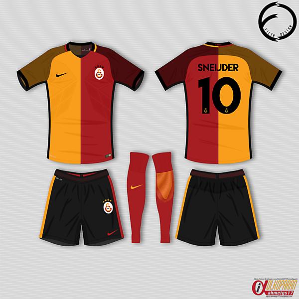 Galatasaray x Nike | Home