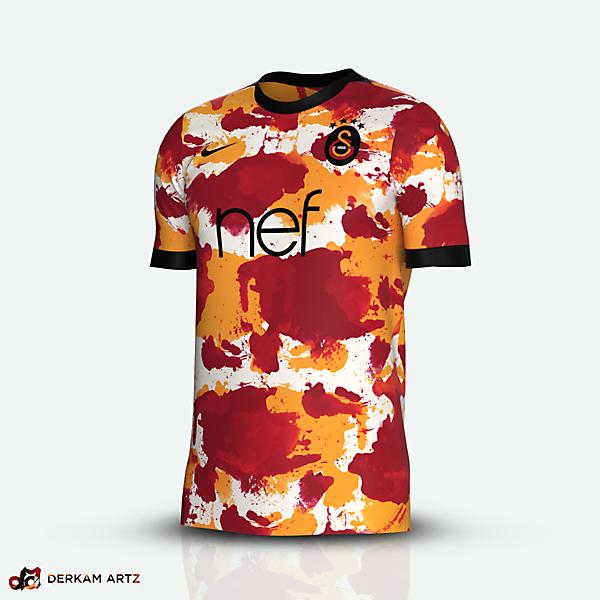Galatasaray x Nike   Pre-Match Concept