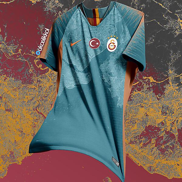 Galatasaray x Nike Turquise Bosphorus