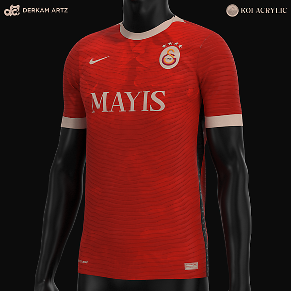 Galatasaray x Nike x Koi Acrylic -