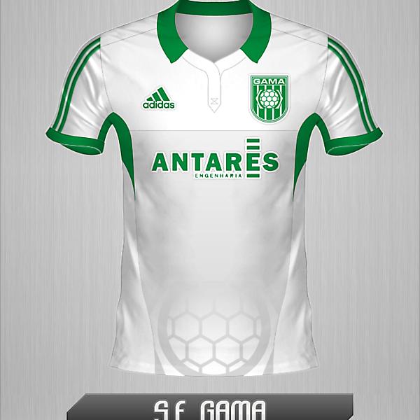 S.E. Gama, Away Shirt