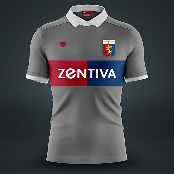 Genoa CFC [away]