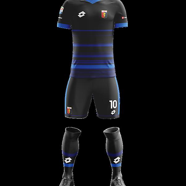 Genoa C.F.C Away Concept