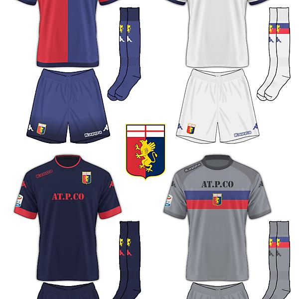 Genoa CFC Kappa