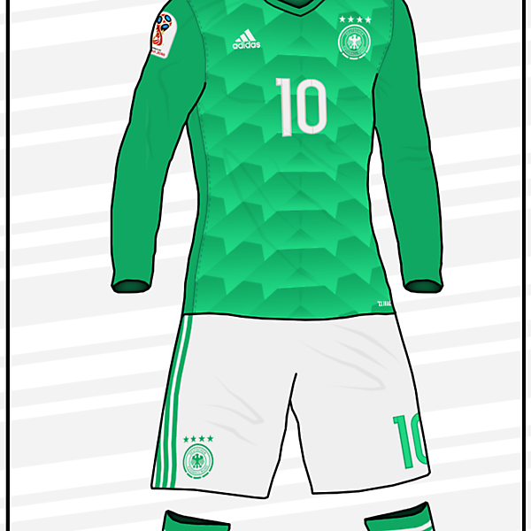 Germany - Away Kit | New template test