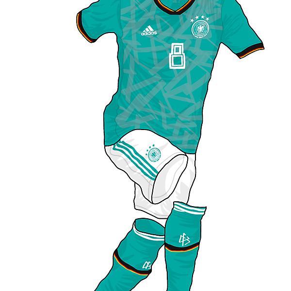 Germany 2018 Away Kit