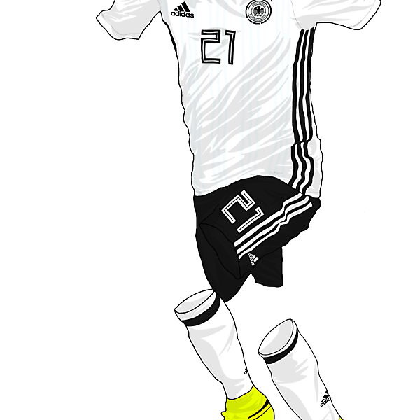 Germany 2018 Home Kit