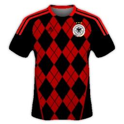 Germany EURO 2012 Away