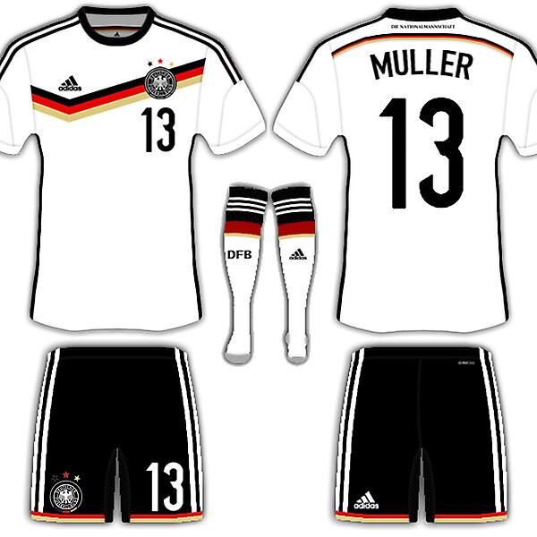 Germany fantasy home