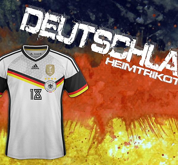 Germany Fantasy Home Kit Concept