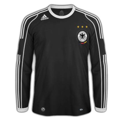 Germany goalkeeper kit