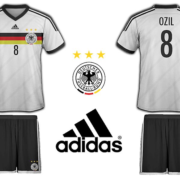 Germany Adidas Home Kit