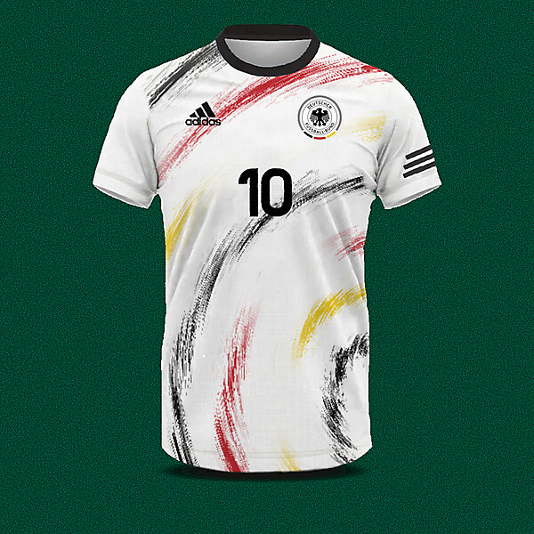Germany home shirt concept