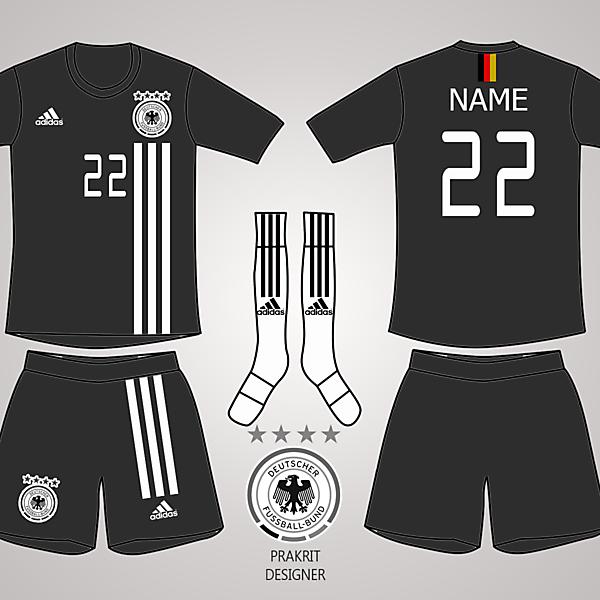 Germany Kit Away 2017