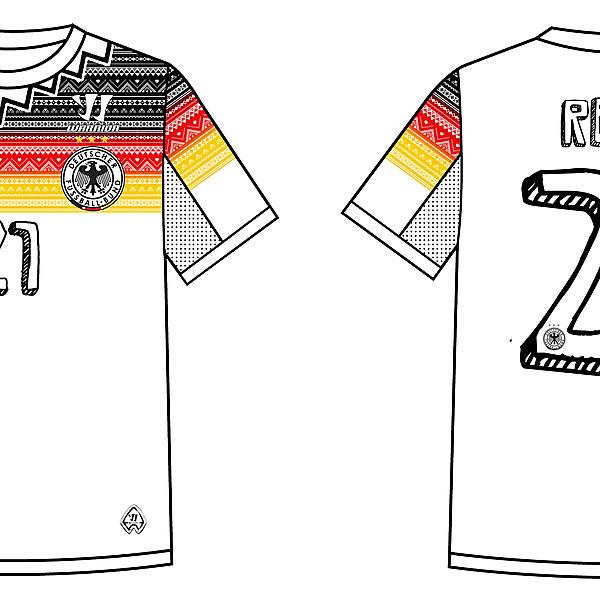 Germany Warrior Home Kit