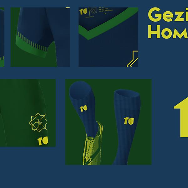 Gezira S.C Home Kit