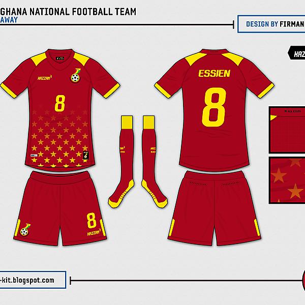 Ghana Away