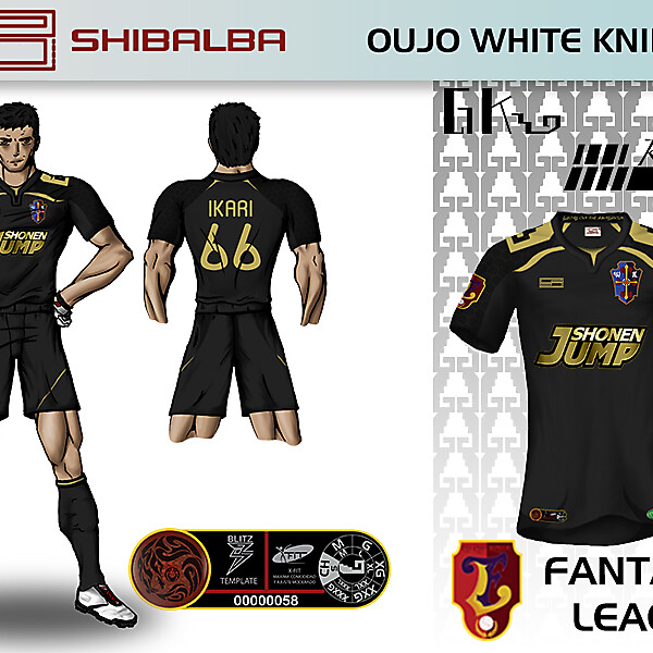 Oujo White Knights