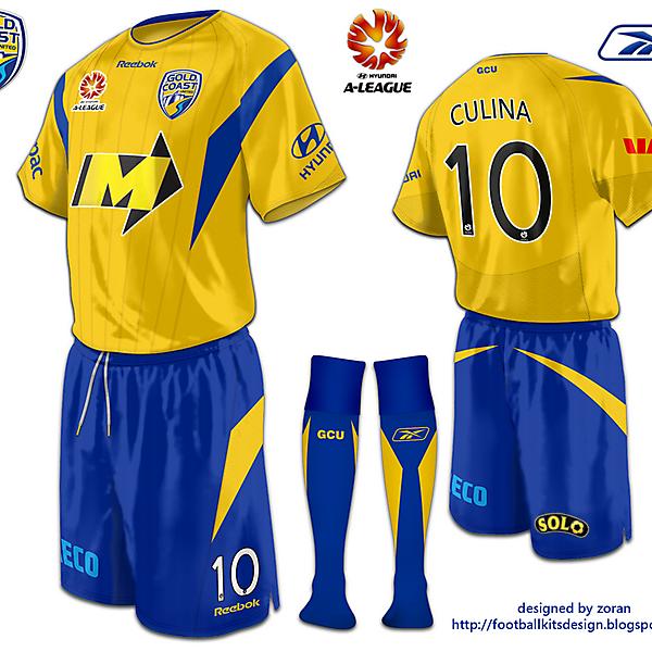 Gold Coast United home fantasy