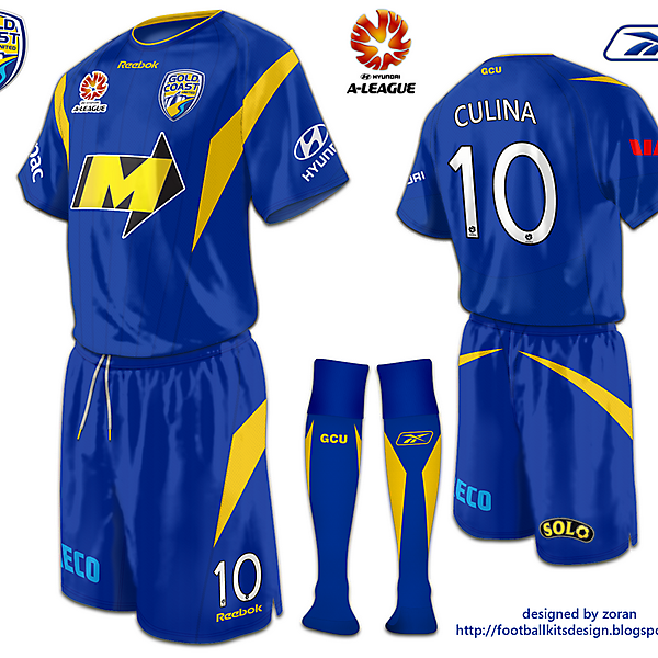 Gold Coast United third fantasy