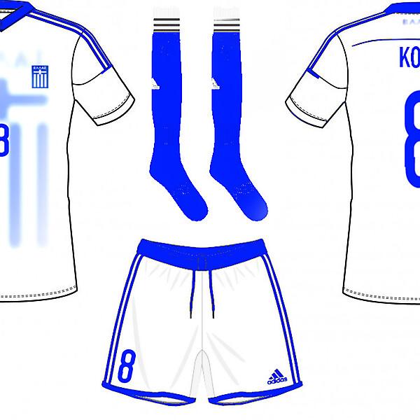Greece Home Kit
